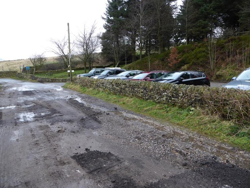 Ramsden Reservoir Car Park